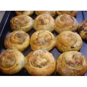 Çökelekli Ispanaklı Börek Tarifi